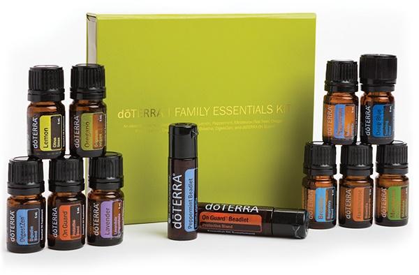 doTERRA Family Essentials Enrollment Kit